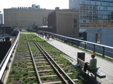 Tours, October 01, 2017, 10/01/2017, Dark Side of the High Line Tour