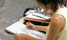 Workshops, August 12, 2017, 08/12/2017, Drawing in the Park