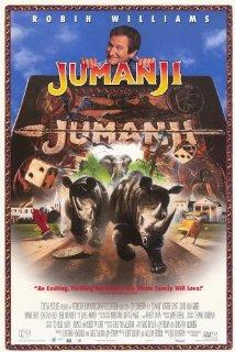 Films, April 17, 2019, 04/17/2019, Jumanji (1995) With Robin Williams, Kirsten Dunst: Trapped In Board Game