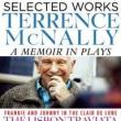Book Readings, September 21, 2015, 09/21/2015, Tony Award-winning playwright Terrence McNally reads from his book Selected Works: A Memoir in Plays