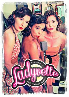 Concerts, October 13, 2015, 10/13/2015, Ladyvette, Old-Style All-Female Trio