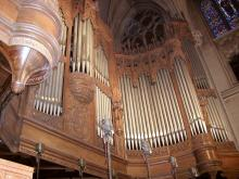 Concerts, March 11, 2018, 03/11/2018, It's Sunday: Organ Recital