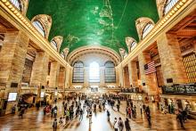 Tours, March 18, 2018, 03/18/2018, Grand Central Terminal Tour