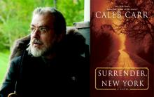 Talks, December 07, 2017, 12/07/2017, Caleb Carr, author of The Alienist, discusses his life and work