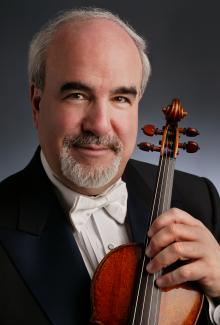 Concerts, March 13, 2017, 03/13/2017, Violin Orchestral Performance Master Class: Glenn Dicterow