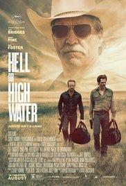Films, January 17, 2017, 01/17/2017, David Mackenzie's Hell or High Water (2016): Family Fights to Save Ranch