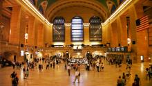 Tours, January 08, 2017, 01/08/2017, Inside Grand Central Terminal -'The Hidden Secrets' Tour