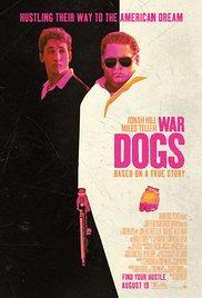 Films, January 31, 2017, 01/31/2017, Todd Phillips' War Dogs (2016): Arms Suppliers in Over Their Heads
