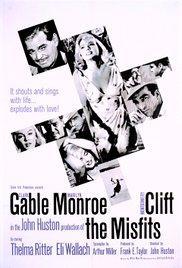 Films, January 23, 2019, 01/23/2019, John Huston's The Misfits (1961): Marilyn Monroe's and Clark Gable's final film