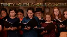 Concerts, February 17, 2017, 02/17/2017, Trinity Youth Chorus performs Vivaldi's Gloria