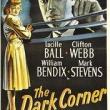 Films, March 13, 2017, 03/13/2017, Henry Hathaway's The Dark Corner (1946): Boss Framed