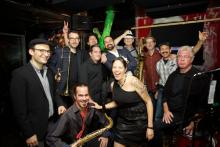 Concerts, March 24, 2017, 03/24/2017, Fulaso: A Multicultural 11-Piece Band Playing Latin Soul