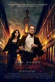 Films, February 27, 2018, 02/27/2018, Ron Howard's Inferno (2016): International Intrigue