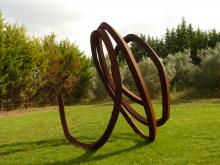 Opening Receptions, March 09, 2017, 03/09/2017, Bernar Venet: Arcs: Drawings and Sculptures