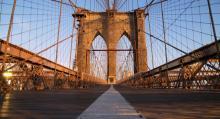 City Walks, March 18, 2018, 03/18/2018, Brooklyn Bridge, Brooklyn Heights and Dumbo Tour