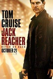 Films, March 20, 2017, 03/20/2017, Edward Zwick's Jack Reacher: Never Go Back 2016 (2016): Man vs. Conspiracy