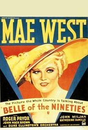 Films, May 18, 2017, 05/18/2017, Leo McCarey's Belle of the Nineties (1934): Mae West Romp