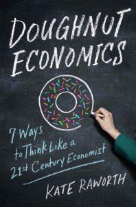 Book Readings, May 01, 2017, 05/01/2017, Kate Raworth discusses her new book Doughnut Economics