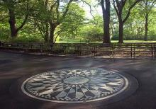 Park Walks, April 17, 2018, 04/17/2018, Stroll to Strawberry Fields