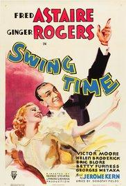 Films, January 29, 2018, 01/29/2018, George Stevens's Swing Time (1936): Oscar-Winning Fred and Ginger Musical