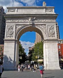 City Walks, June 02, 2019, 06/02/2019, Greenwich Village-'Around Washington Square Park' Tour