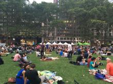 Festivals, August 11, 2017, 08/11/2017, Friday Picnics in the Park