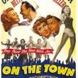 Films, January 11, 2018, 01/11/2018, Stanley Donen's Oscar Winner On the Town (1949): 24 Hours in NYC