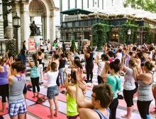 Workshops, September 05, 2017, 09/05/2017, Outdoor Yoga