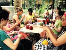 Workshops, August 22, 2017, 08/22/2017, Knitting for Beginners