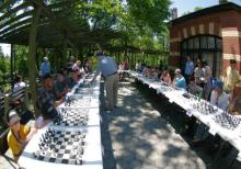 Workshops, July 20, 2019, 07/20/2019, Chess Lecture and Simul