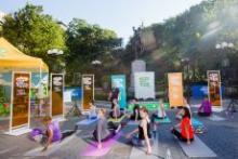 Workshops, July 12, 2018, 07/12/2018, Yoga in the Park