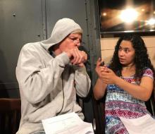 Staged Readings, January 08, 2018, 01/08/2018, Readings of New Plays