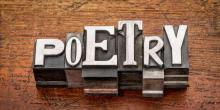 Workshops, September 27, 2017, 09/27/2017, Poetry Workshop