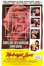 Films, August 28, 2017, 08/28/2017, David Miller's Midnight Lace (1960): Someone's Stalking Doris Day