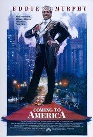 Films, August 04, 2017, 08/04/2017, John Landis' Coming to America (1988): African Prince Seeks Bride
