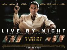 Films, August 26, 2017, 08/26/2017, From Book to Film Club: Live by Night