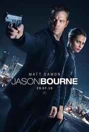 Films, August 11, 2017, 08/11/2017, Paul Greengrass' Jason Bourne (2016): More Spy-Jinks