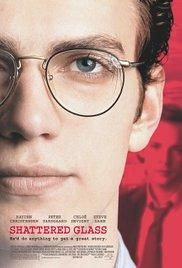 Films, August 28, 2017, 08/28/2017, Billy Ray's Shattered Glass (2003): Duplicitous Journalist Exposed