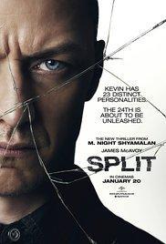 Films, August 31, 2017, 08/31/2017, M. Night Shyamalan's Split (2016): Man Has 23 Personalities
