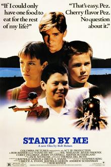 Films, August 26, 2017, 08/26/2017, Rob Reiner's Stand By Me (1986): Stephen King Story