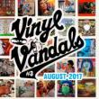 Opening Receptions, August 09, 2017, 08/09/2017, Vinyl Vandals: art exposition of record covers and music