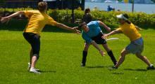 Workshops, August 26, 2017, 08/26/2017, Ultimate Frisbee