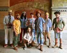 Concerts, August 02, 2017, 08/02/2017, The Brown Rice Family, High-Energy Ensemble