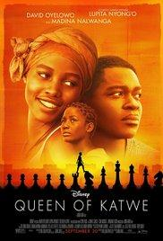 Films, August 26, 2017, 08/26/2017, Mira Nair's Queen of Katwe (2016): Unlikely Chess Champ