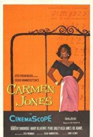 Films, September 18, 2017, 09/18/2017, Otto Preminger's Carmen Jones (1954): Bizet Reimagined