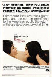 Films, February 13, 2018, 02/13/2018, Franco Zeffirelli's Romeo and Juliet (1968): 2 Oscars Won