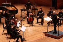 Concerts, December 01, 2017, 12/01/2017, Ensemble performs works by Luciano Berio