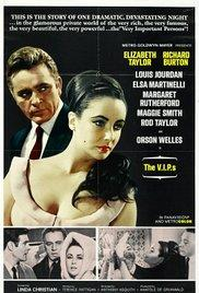 Films, August 31, 2017, 08/31/2017, Anthony Asquith's The V.I.P.s (1963): Stuck at the Airport