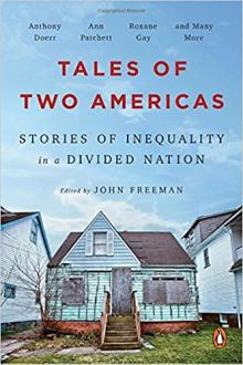 Author Readings, September 05, 2017, 09/05/2017, Joyce Carol Oates and others discuss the book Tales of Two Americas: Stories of Inequality in a Divided Nation