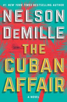 Author Readings, September 18, 2017, 09/18/2017, Nelson DeMille discusses his book The Cuban Affair
